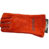 Task Force Red Welding Leather Glove