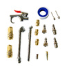 Task Force 17-Piece Air Tool Accessories Kit