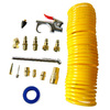 Task Force 16-Piece Pneumatic Accessory Kit