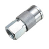 Kobalt 1/4-in Steel Industrial Coupler (F)