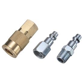 Kobalt 1/4-in Coupler Plug Kit