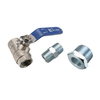 Kobalt 3/8-in Shut Off Kit with 3/4-in Port