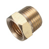 Kobalt 1/2-in x 1/4-in Brass Bushing Adaptor