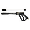 Blue Hawk 3000 PSI Pressure Washer Gun Kit with Adjustable Spray Nozzle and Wand