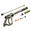 Blue Hawk Pressure Washer Gun Kit