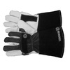 Kobalt Black and White Welding Gloves