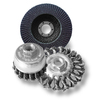 Blue Hawk 3-Piece 4-1/2-in Angle Grinder Kit