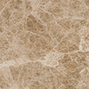 Marble Systems 60-Pack 4-in x 4-in Brown Marble Natural Stone Wall Tile