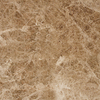 Marble Systems 12-in x 12-in Brown Marble Natural Stone Wall Tile