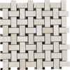 Marble Systems 5-Pack 12-in x 12-in Beige Marble Natural Stone Wall Tile