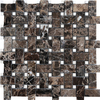 Marble Systems 6-Pack 12-in x 12-in Brown Marble Natural Stone Wall Tile