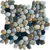 Marble Systems 10-Pack 12-in x 12-in Multicolor Natural Stone Wall Tile