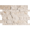 Marble Systems 3-Pack NBS Seashell Natural Stone Mosaic  Wall Tile (Common: 12-in x 12-in; Actual: 12-in x 12-in)