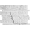 Marble Systems 3-Pack 12-in x 12-in White Marble Natural Stone Wall Tile