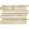 Marble Systems 5-Pack 12-in x 12-in Beige Limestone Natural Stone Wall Tile