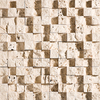 Marble Systems 3-Pack 12-in x 12-in Beige Travertine Natural Stone Wall Tile