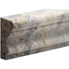 Bermar Natural Stone 2-in x 12-in Honed and Filled Natural Travertine Wall Tile