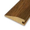 LM Flooring 2-in x 78-in Ozark Hickory Reducer Moulding