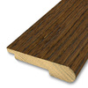LM Flooring 2-3/4-in x 78-in Cottage Oak Stair Nose Moulding