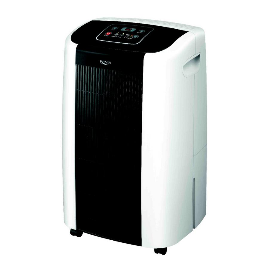 Shop Winix 50 Pint Energy Star Qualified Dehumidifier At