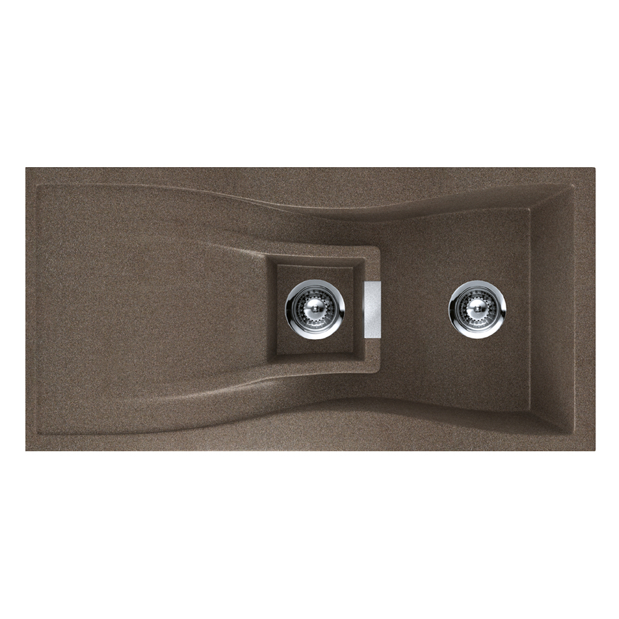 Lowes Kitchen Sinks : ... Single-Basin Granite Drop-in or Undermount Kitchen Sink at Lowes.com