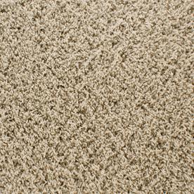STAINMASTER Active Family Dorchester Cream Frieze Indoor Carpet