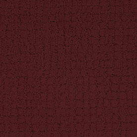 STAINMASTER TruSoft Gallery Red Cut and Loop Indoor Carpet