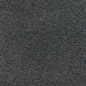 STAINMASTER TruSoft Chimney Rock Gray/Silver Textured Indoor Carpet