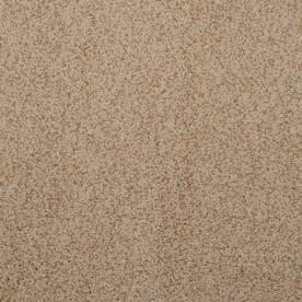 STAINMASTER TruSoft Luminosity Cream/Beige/Almond Textured Indoor Carpet