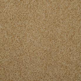 Dixie Group Luminosity Cream/Beige/Almond Textured Indoor Carpet