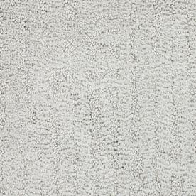 STAINMASTER TruSoft Regatta Blue Cut and Loop Indoor Carpet