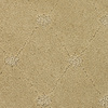 STAINMASTER TruSoft Gallery Yellow Cut and Loop Indoor Carpet