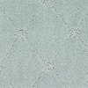 STAINMASTER TruSoft Columbia Valley Blue Cut and loop Indoor Carpet
