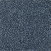 Dixie Group Trusoft Pompadour Blue Textured Indoor Carpet
