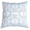 allen + roth 18-in W x 18-in L Beige Square Accent Pillow Cover