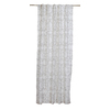 allen + roth 84-in L Beige Curtain Panel