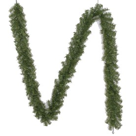 Holiday Living 9-ft Indoor/Outdoor Spruce Artificial Garland