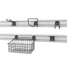 Gladiator 5-Pack Metal Wall Storage Accessories
