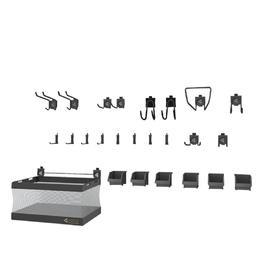Gladiator 25-Piece Accessory Starter Kit