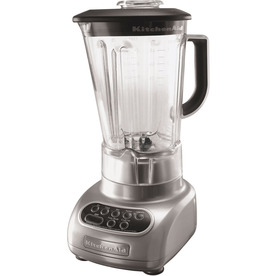 KitchenAid 56 oz Metallic Chrome 5-Speed Blender