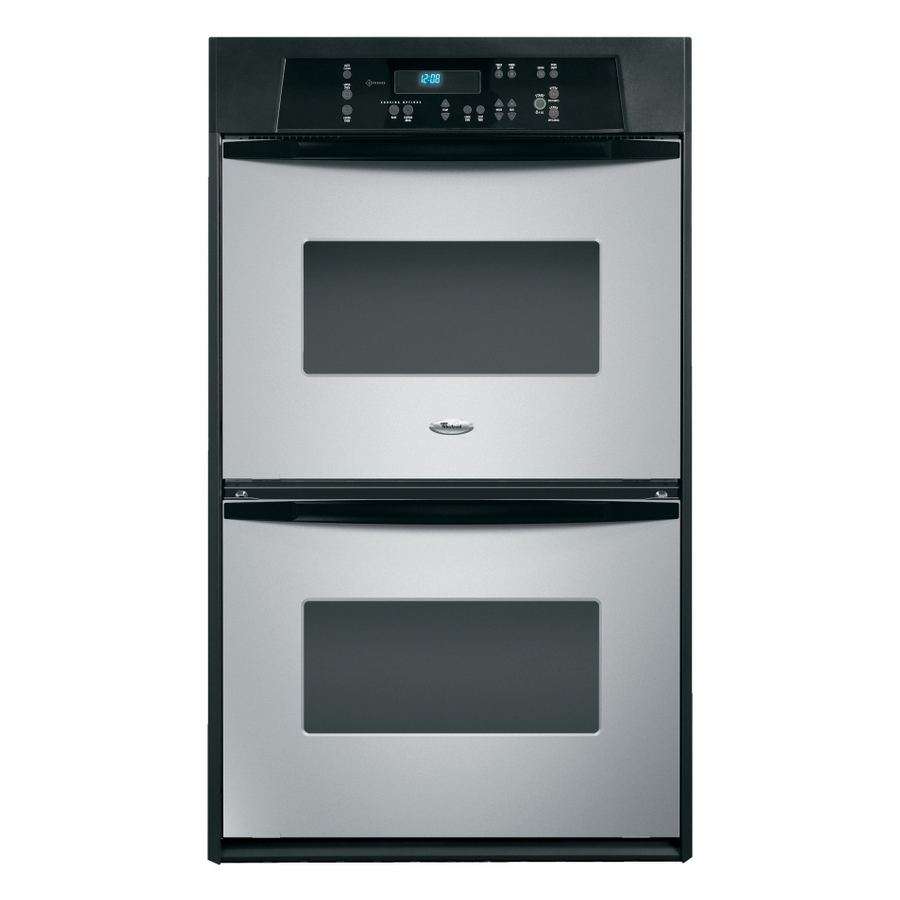 Shop Whirlpool Self Cleaning Double Electric Wall Oven