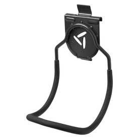 Gladiator 6.5-in Gray Steel Cradle Hook