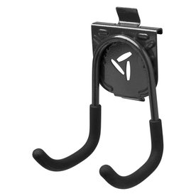 Gladiator 3-in Gray Steel Utility Hook