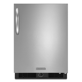 KitchenAid Architect II 5.7-cu ft Compact Refrigerator (Stainless Steel) ENERGY STAR