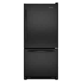 shop kitchenaid architect ii 18 5 cu ft bottom freezer