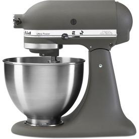 KitchenAid Ultra Power 4.5-Quart 10-Speed Imperial Grey Stand Mixer