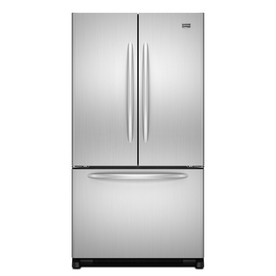 Maytag 24.8 cu ft French Door Refrigerator (Stainless Steel) ENERGY STAR