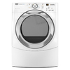 Maytag Performance 7.2-cu ft Stackable Electric Dryer with Steam Cycles (White)