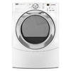 Maytag Performance 7.2-cu ft Stackable Gas Dryer with Steam Cycles (White)