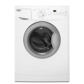 Whirlpool 2-cu ft Stackable Portable Front-Load Washer (White)